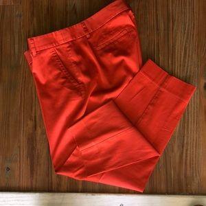 J. CREW City Fit Pants